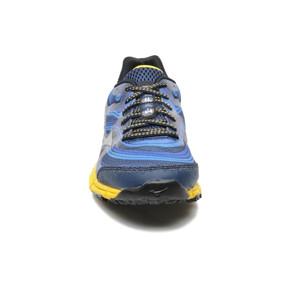 a16bced96f Pánska trailová obuv Mizuno Wave Kazan. Technológia XtacticRide ...