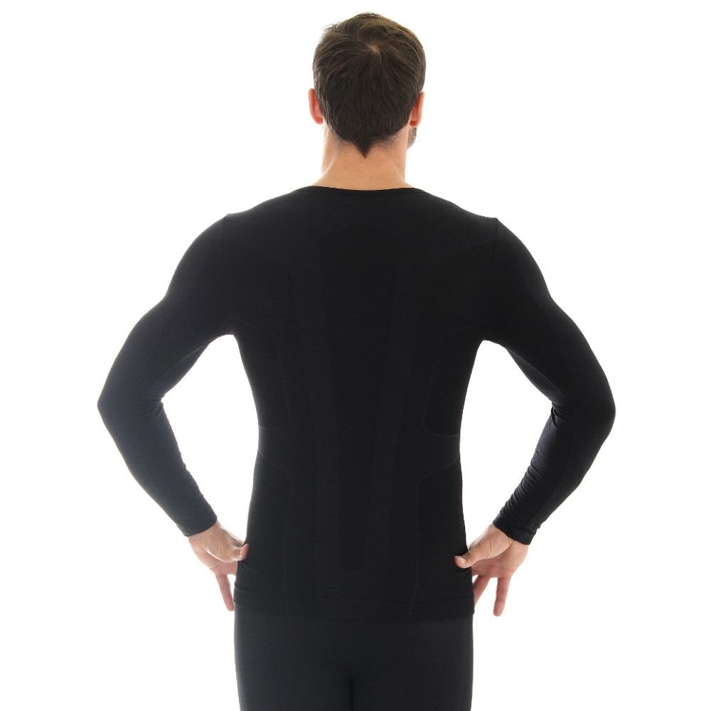 43be8342f61c Pánské tričko Brubeck - dlhý rukáv - inSPORTline