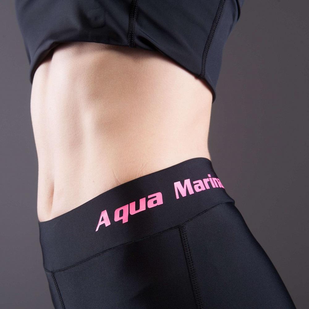 44470f09f06 Dámske nohavice pre vodné športy Aqua Marina Illusion - modrá.  Rýchloschnúce nohavice ...