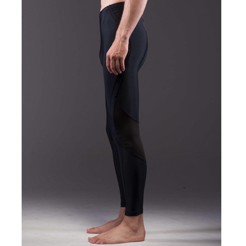 22aeed175 Pánske nohavice pre vodné športy Aqua Marina Division - čierna. Rýchloschnúce  nohavice ...