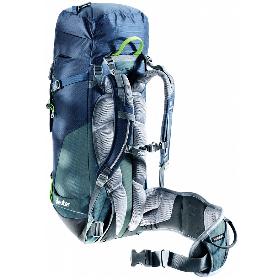 77fe03f5519 Horolezecký batoh DEUTER Guide 35+ - modrá. Chrbtový ...
