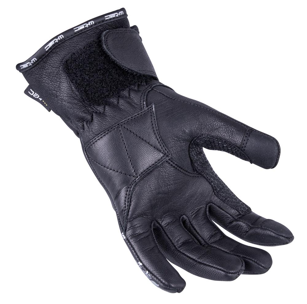 8372a7b48819 Dámske moto rukavice W-TEC Chermna GID-16028 - čierna. Elegantný dizajn ...