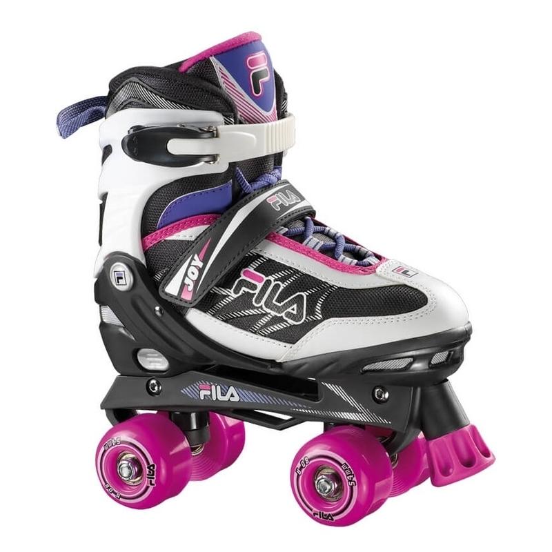 6e0a85332 Detské dvojradové kolieskové korčule FILA Joy Girl - inSPORTline