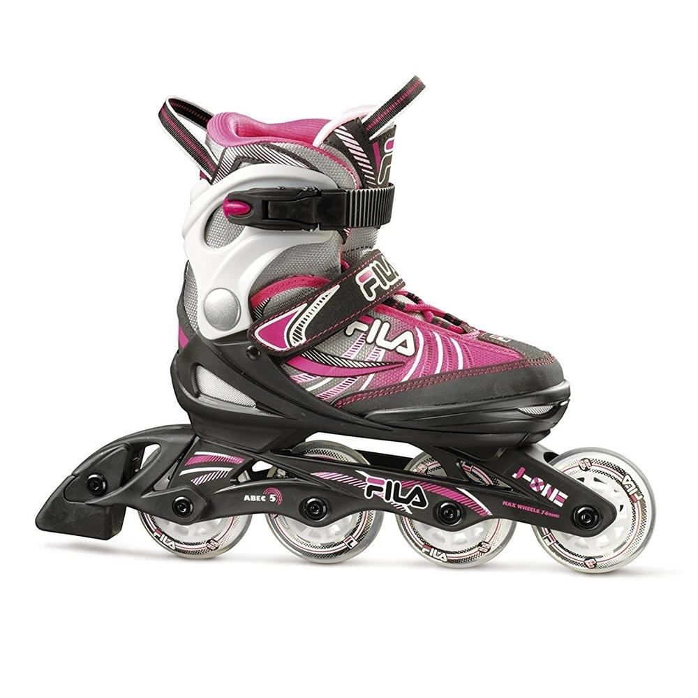 e19f0fa7b Detské kolieskové korčule FILA J-One Girl - inSPORTline