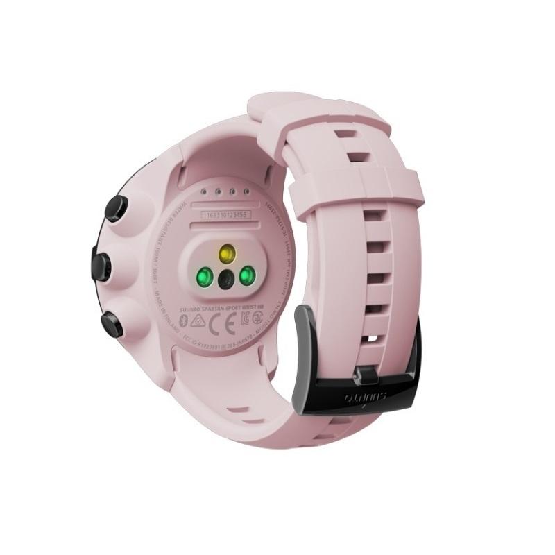 Športové hodinky SUUNTO Spartan Sport Wrist HR Sakura - inSPORTline 6bb1effc74