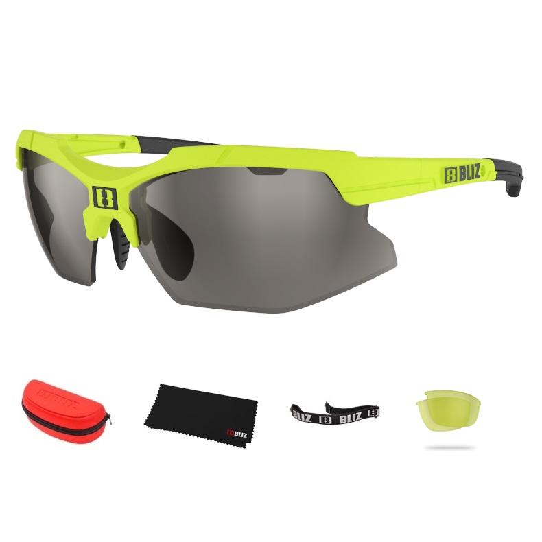 Športové slnečné okuliare Bliz Force žlté - inSPORTline ae2c9371f25