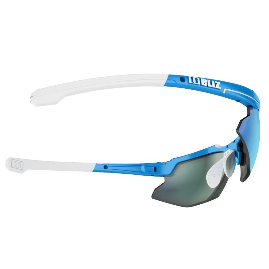 Športové slnečné okuliare Bliz Force modré. Univerzálne športové okuliare  ... f088d126700
