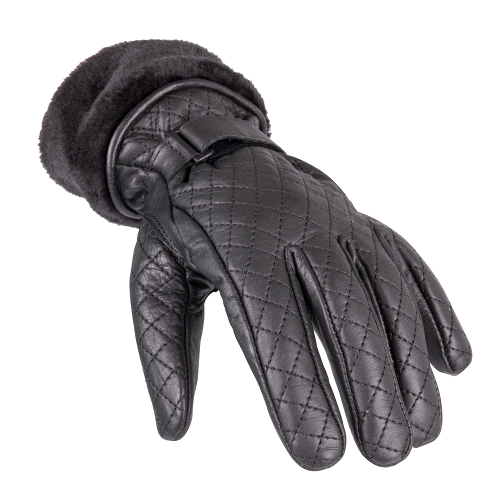 Dámske kožené rukavice W-TEC Stolfa NF-4205 - inSPORTline 6252f18594