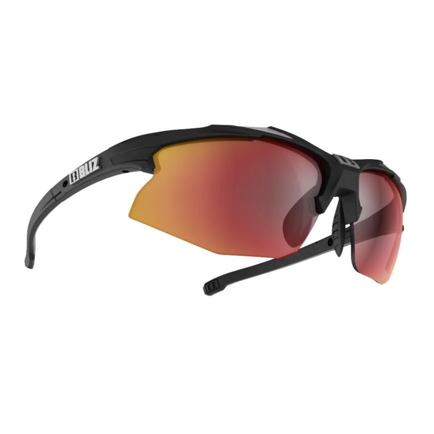 aa131f64e Cyklistické okuliare Bliz Velo XT - čierna. Veľmi ...