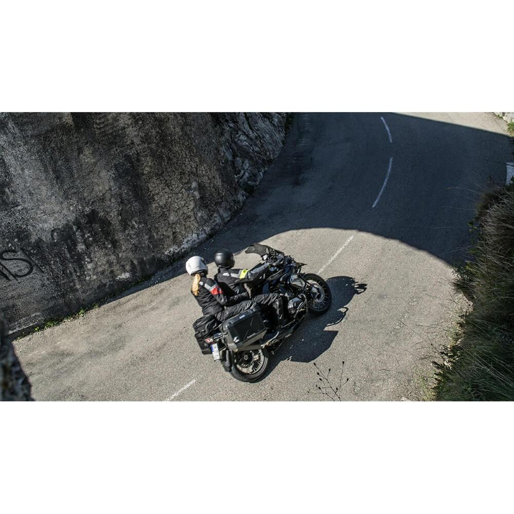 Moto bunda SCOTT Definit Pro DP MXVII - black-yellow. Ľahká ... 10852911802