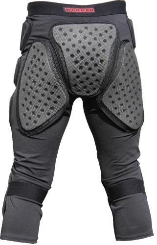 19abeed34 Ochranné snowboardové nohavice WORKER VSPS029. Ochranné ...