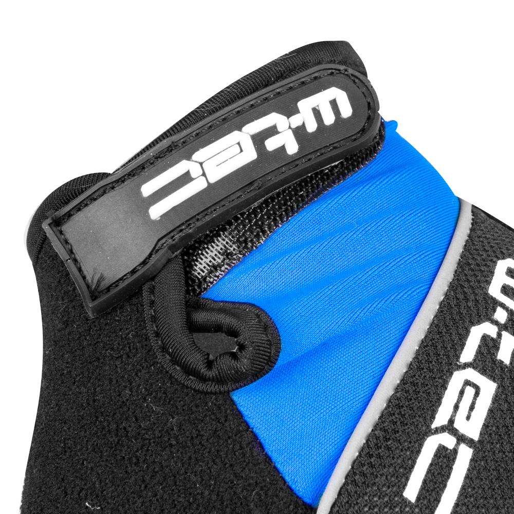 Cyklo rukavice W-TEC Bravoj AMC-1018-15 - zeleno-čierna. Gélové ... 2d5470ab1a