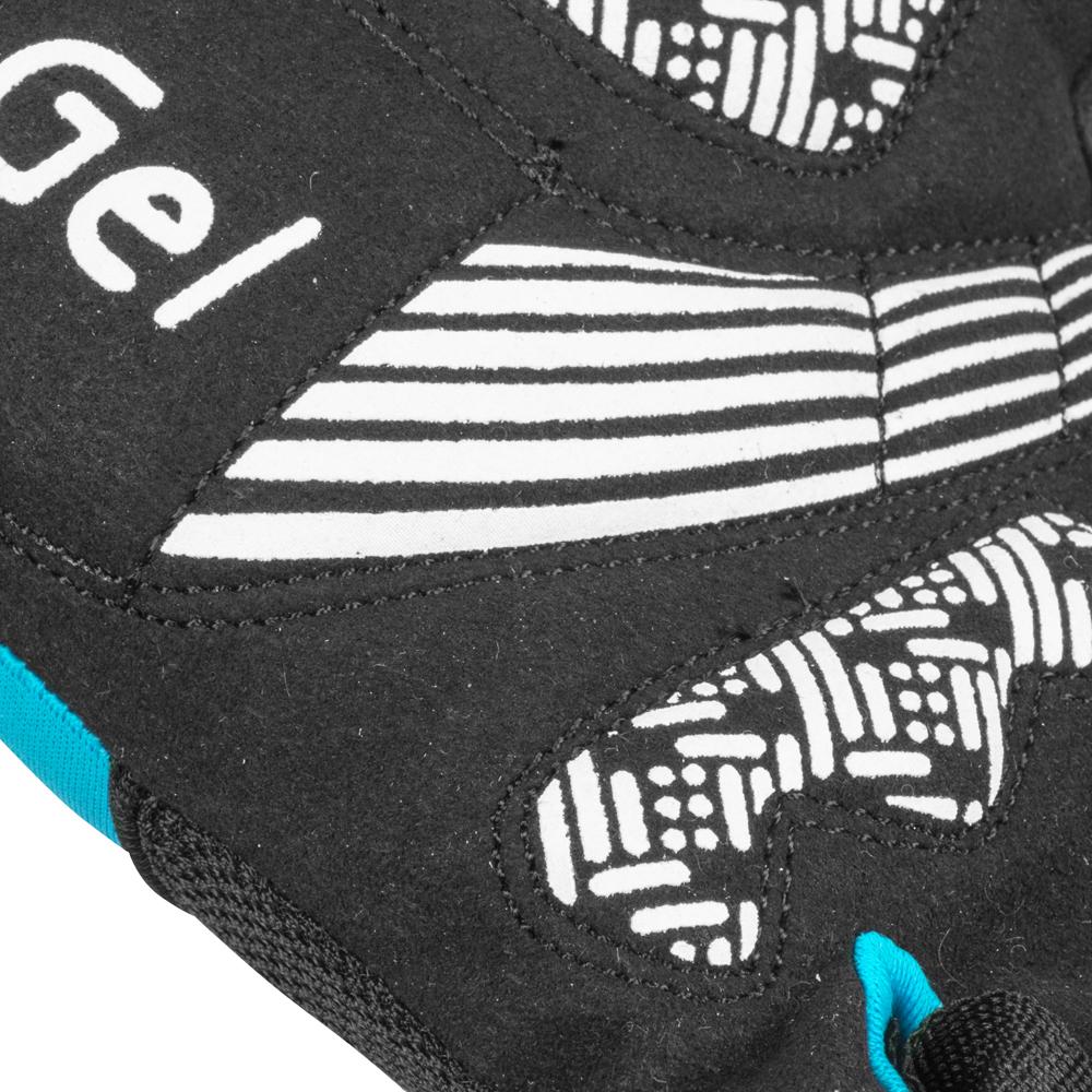 Cyklo rukavice W-TEC Sanmala AMC-1023-22 - modro-čierna - inSPORTline 9a75344ff2