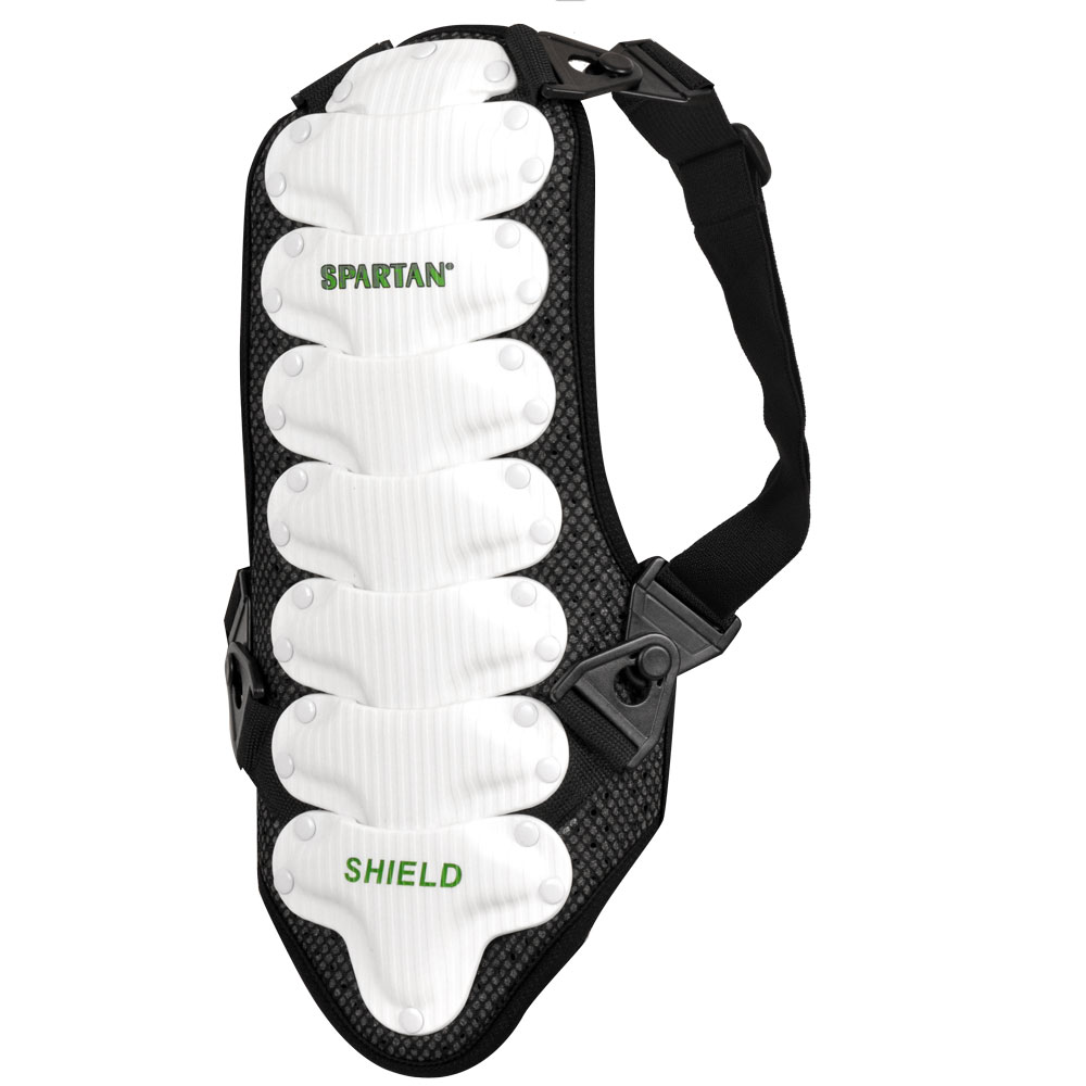 Chránič chrbtice Spartan Junior biely - inSPORTline 90d3fde990e