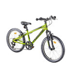 "Juniorský bicykel DHS Teranna 2423 24"" - model 2019"