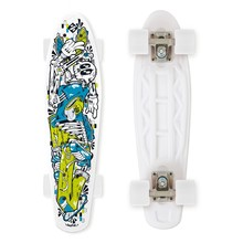Pennyboard Street Surfing Fuel Board Skelectron