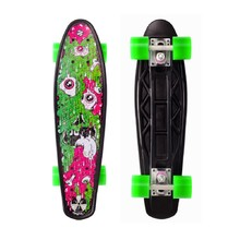 Pennyboard Street Surfing Fuel Board Melting