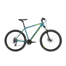 "Horský bicykel KELLYS MADMAN 30 26"" - model 2019 - Turquoise"