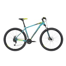 "Horský bicykel KELLYS SPIDER 10 29"" - model 2019 - Turquoise"