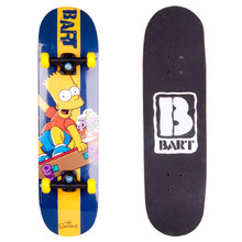 Skateboard Bart Simpson