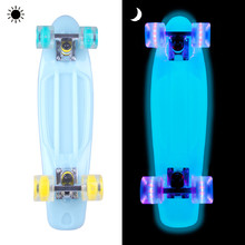 Penny board WORKER Lumy 22""