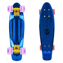 "Pennyboard WORKER Mirra 300 22"" so svietiacimi kolieskami"