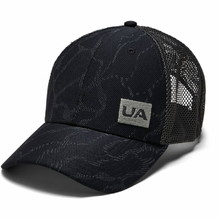 Šiltovka Under Armour Men's Blitzing Trucker 3.0 - Black