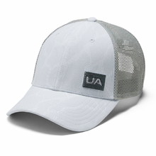 Šiltovka Under Armour Men's Blitzing Trucker 3.0 - Halo Gray