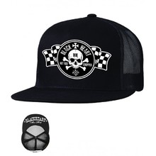 Šiltovka BLACK HEART Flag Trucker