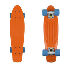 "Pennyboard Fish Classic 22"" - orange/white/blue"