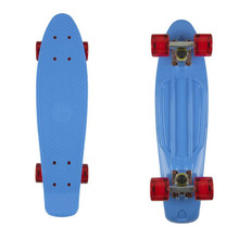 "Pennyboard Fish Classic 22"" - blue/silver/red"