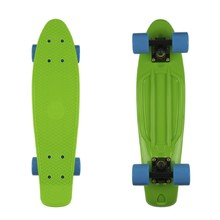 "Pennyboard Fish Classic 22"" - Green-Black-Blue"