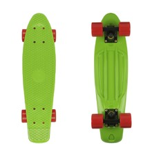 "Pennyboard Fish Classic 22"" - Green-Black-Red"