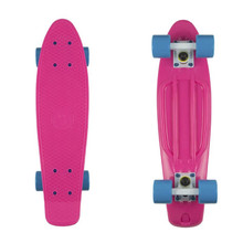 "Pennyboard Fish Classic 22"" - pink/white/blue"