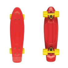 "Pennyboard Fish Classic 22"" - red/yellow"