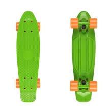 "Pennyboard Fish Classic 22"" - green/orange"