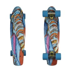 Pennyboard ArtFish Elephant 22""