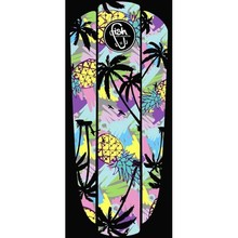 "Nálepka na pennyboard Fish Classic 22"" - Black hawaii"