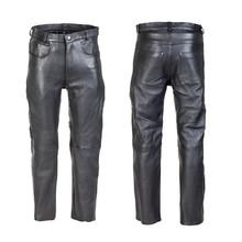 58300742d407 Pánske kožené moto nohavice W-TEC Roster NF-1250 - čierna