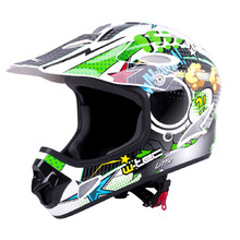 Downhill prilba W-TEC FS-605 Allride - Cartoon