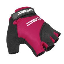 d0154ff6b4cdf Dámské cyklo rukavice W-TEC Sanmala Lady AMC-1023-22 - fialovo-