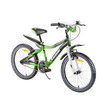 "Juniorský bicykel Kawasaki Nijumo 20"" - model 2018"