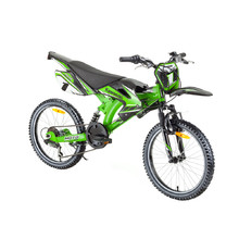 "Juniorský bicykel Kawasaki Tensoi 20"" - model 2018"