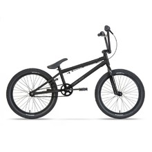 "BMX bicykel Galaxy Early Bird 20"" - model 2019 - čierna"