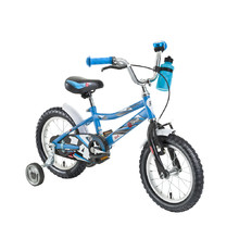 "Detský bicykel DHS Speed 1401 14"" - model 2017 - blue"