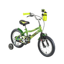 "Detský bicykel DHS Speed 1401 14"" - model 2017 - Green"