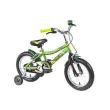 "Detský bicykel DHS Speed 1403 14"" - model 2016 - Green"