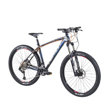 "Horský bicykel Devron Riddle H7.7 27,5"" - model 2016 - Race Black"