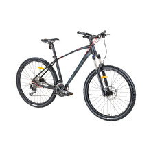 "Horský bicykel Devron Riddle H3.7 27,5"" - model 2017 - Evil Black"