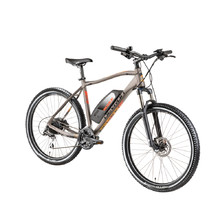 "Horský elektrobicykel Devron Riddle M1.7 27,5"" - model 2018 - Grey Matt"